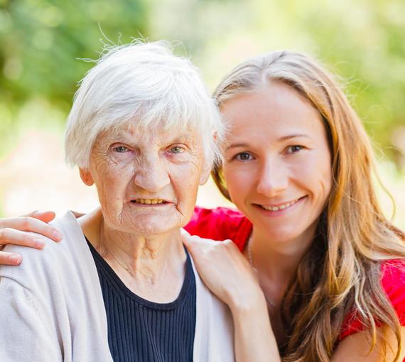 Für ein gutes Leben mit Demenz